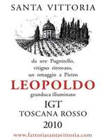 Santa Vittoria Santa Vittoria / Pugnitello Leopoldo / 750mL