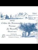 Ferme de Romilly Ferme de Romilly / Cidre De Normandie Demi-Sec / 750mL