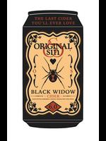 Original Sin Original Sin Cider / Black Widow / 6Pack Can / 355mL
