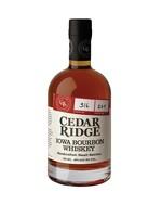 Cedar Ridge Cedar Ridge / Bourbon / 750ml