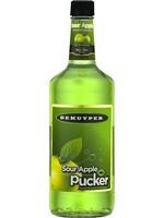 Dekuyper Dekuyper / Sour Apple / Pucker / 1.0L