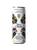 Two Chicks Two Chicks / Sparkling Vodka Elderflower & Pear Cocktail / 355ml Single