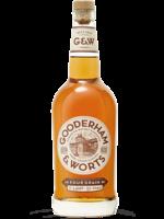 Gooderham & Worts Gooderham & Worts / 4 Grain Canadian Whiskey / 750mL