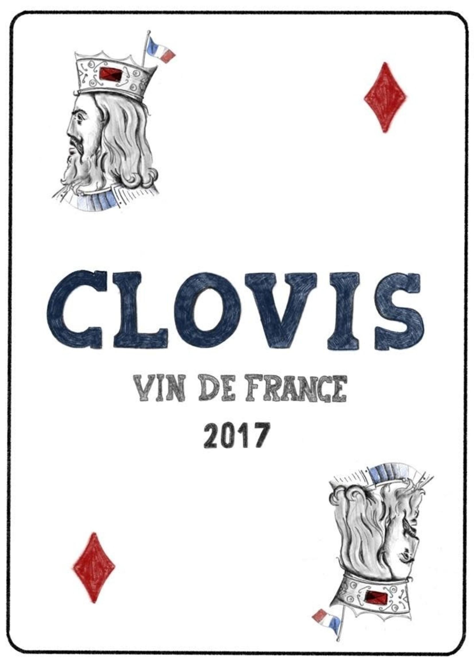 Clovis Wines Clovis Wines / Rouge 2019 / 750mL