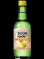 Soon Hari Soon Hari / Citron Soju / 375mL