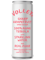 Volley Volley / Sharp Grapefruit Spiked Seltzer with 100% Agave Tequila / 355ml