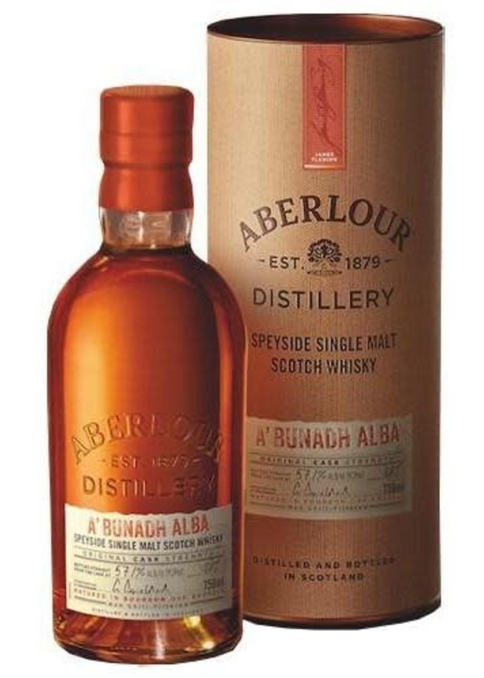 Aberlour Aberlour / A'Bunadh Alba Cask Strength Single Malt / 750mL