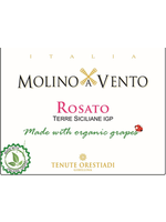 Molino A Vento Molino A Vento / Terre Siciliane / Rosato / 750mL