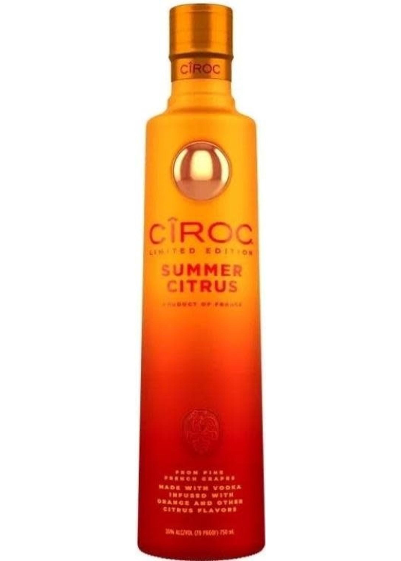 Ciroc Ciroc / Vodka Summer Citrus / 750mL