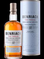 Benriach BenRiach / The 12 Year Single Malt Scotch / 750mL