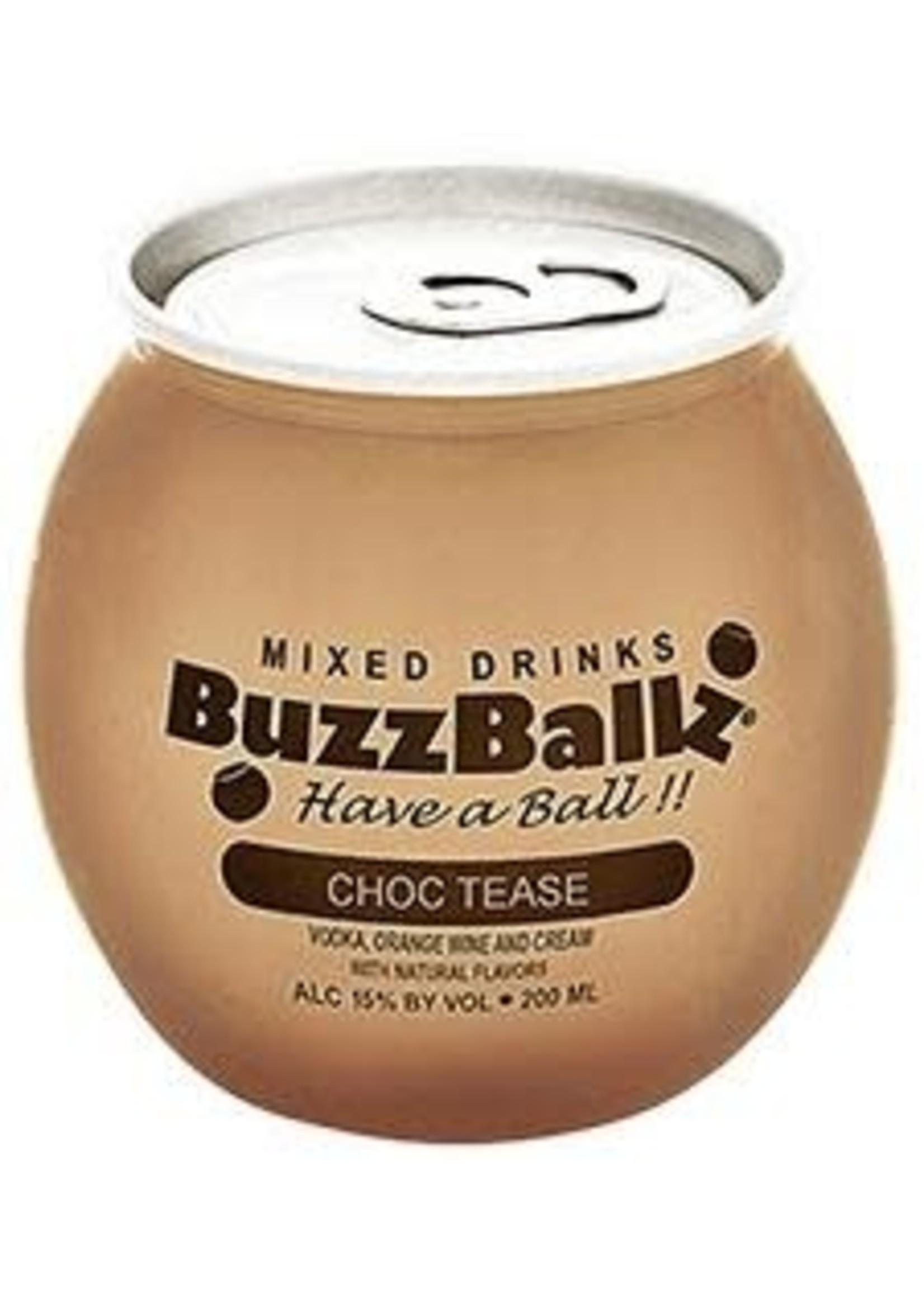 Buzzballz Buzzballz / Choc Tease / 200mL