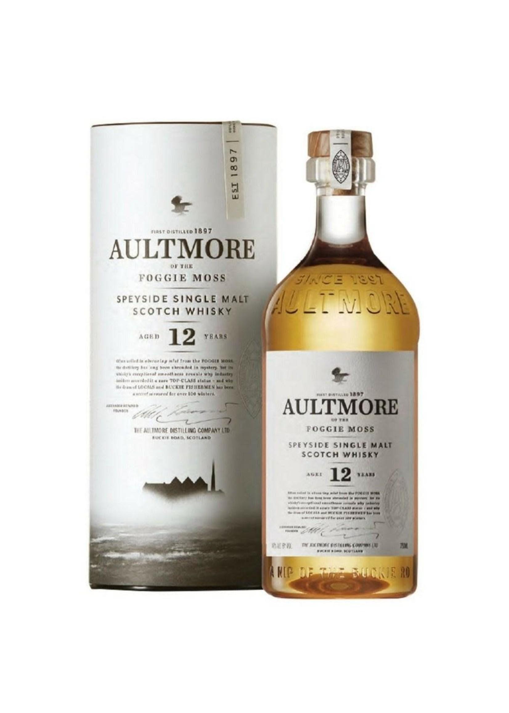 Aultmore Aultmore / Scotch Single Malt 12 Year / 750mL