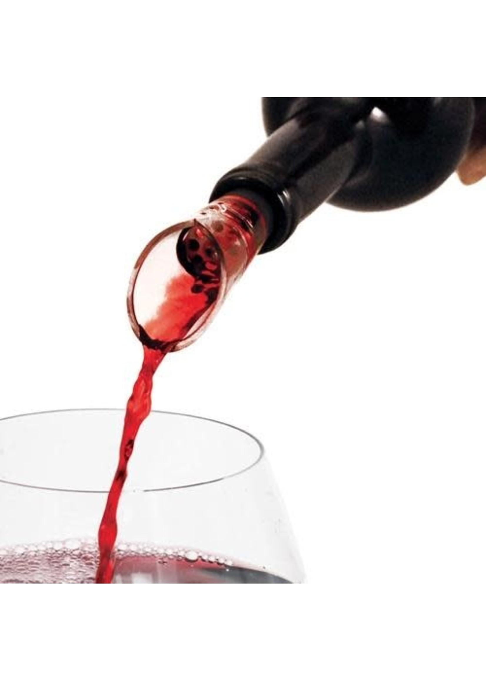 True Brands Aerial: Aerating Wine Pourer
