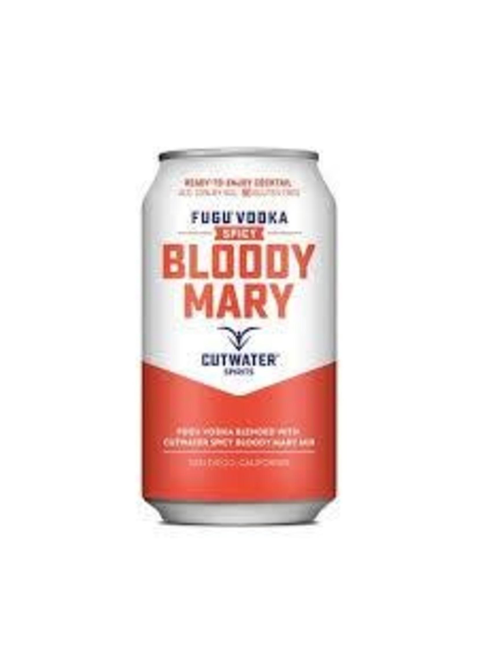 Cutwater Spirits Cutwater Spirits / Fugu Vodka Spicy Bloody Mary / 375mL