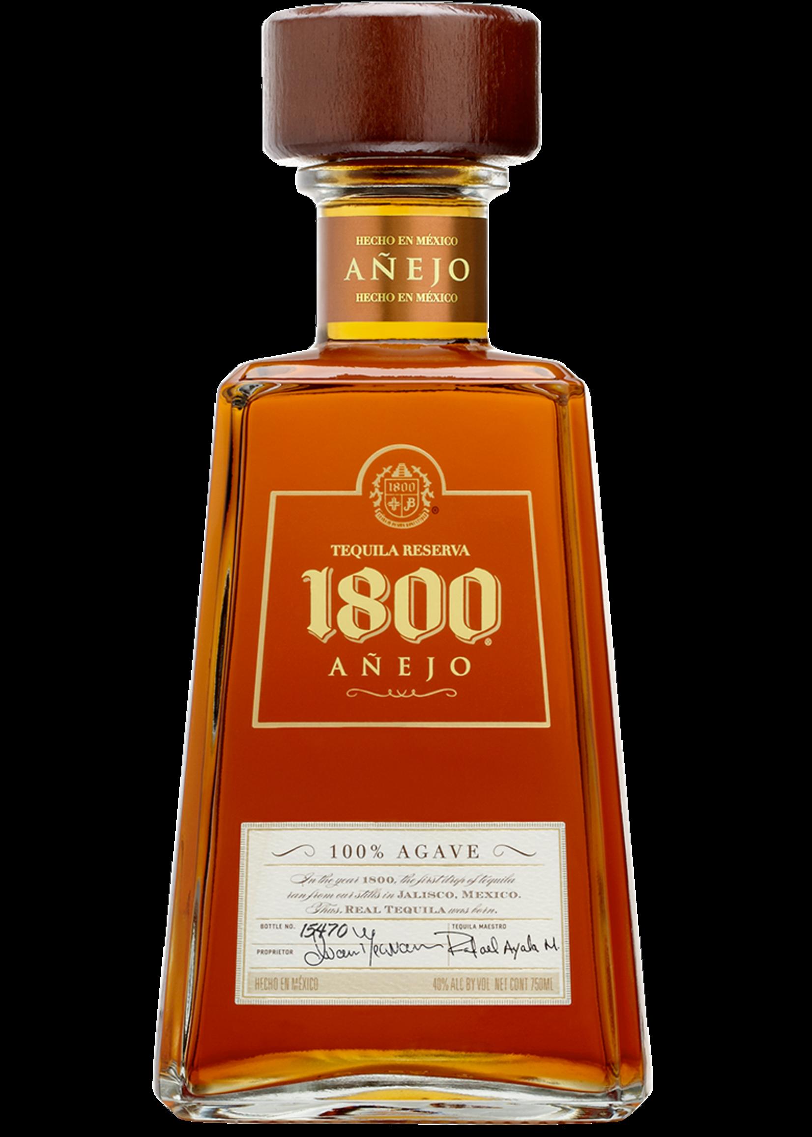 1800 1800 / Anejo / 750mL