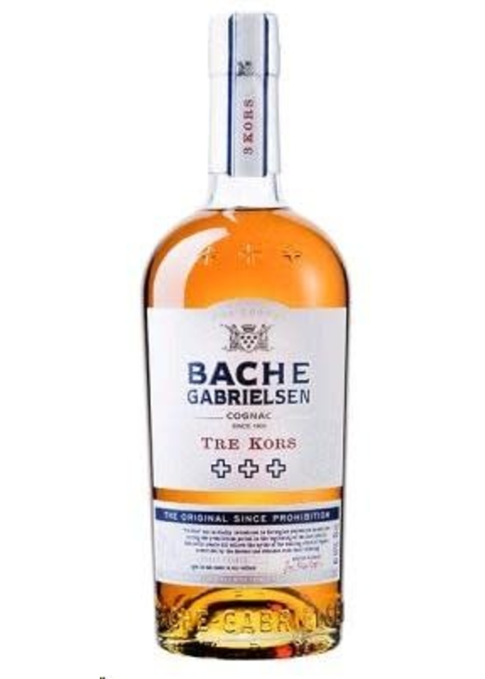 Bache Gabrielsen Bache Gabrielsen / Tre Kors Fine Cognac / 750mL