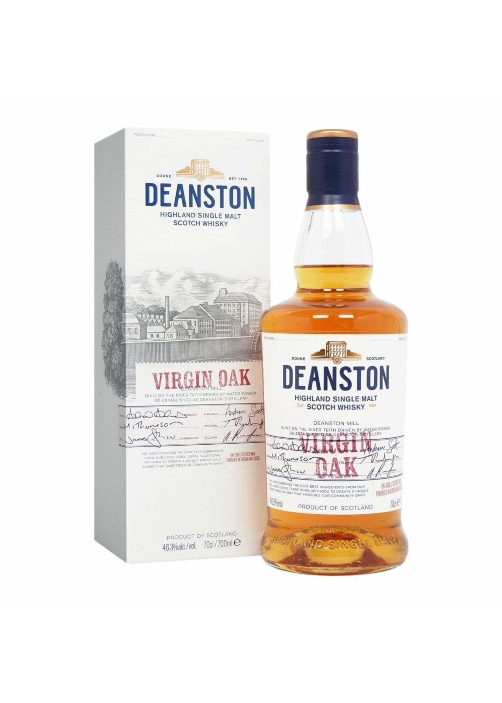 Deanston Deanston / Virgin Oak Single Malt / 750mL