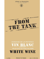 Domaine de la Patience From the Tank / Coteaux du Pont du Gard Vin Blanc / 3.0L