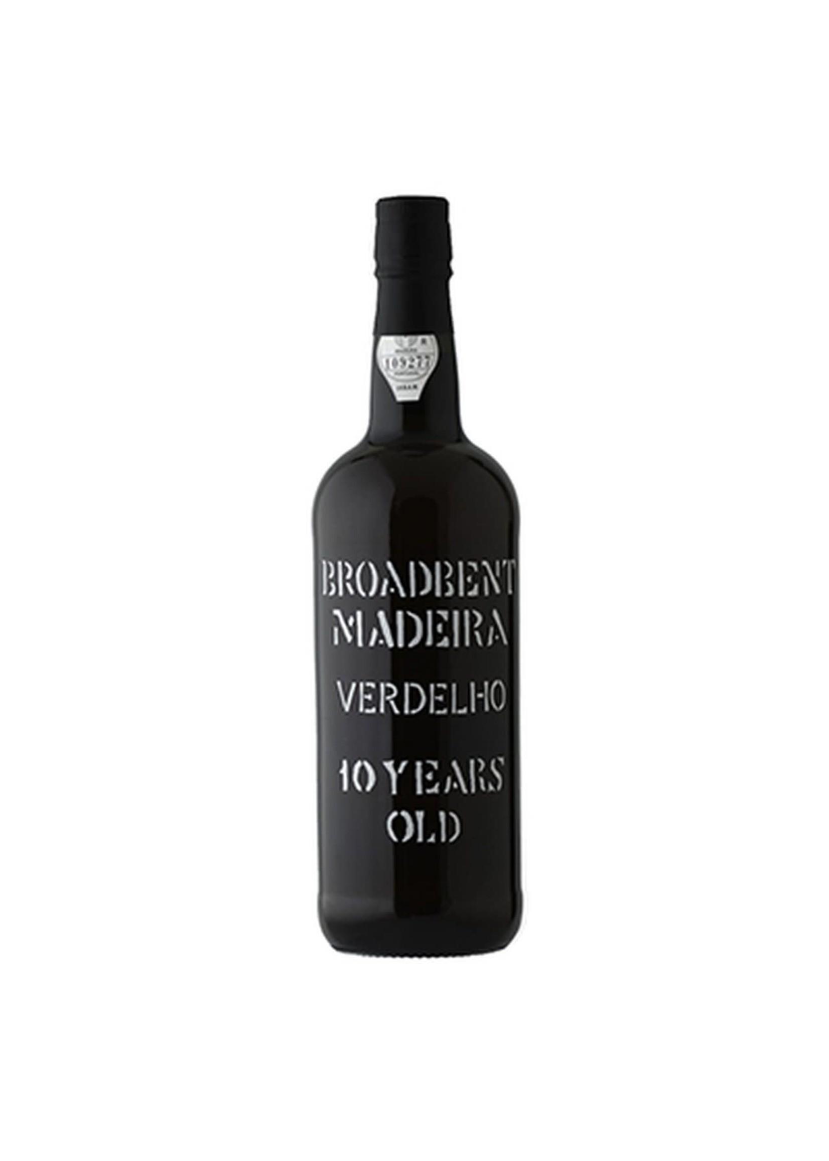 Broadbent Broadbent Madeira / 10 Year Old Sercial (NV) / 750mL