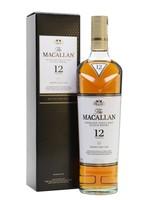Macallan Macallan / Sherry Oak / Scotch Single Malt / 12 Year / 750mL