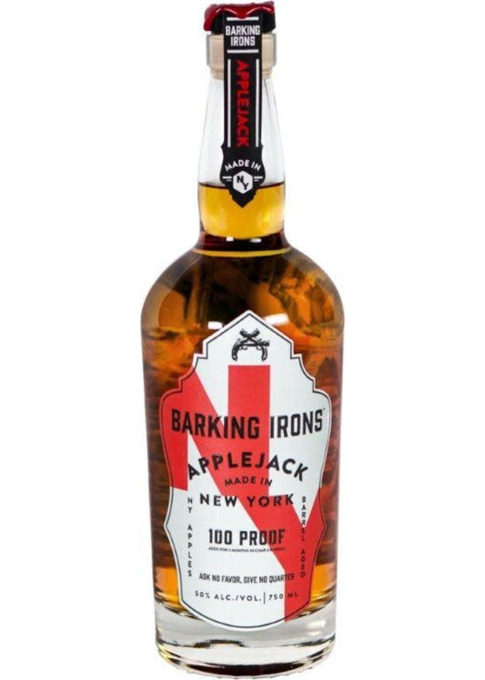 Barking Irons Barking Irons Applejack / 750mL