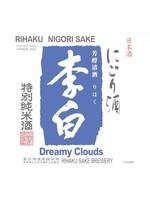 Rihaku Rihaku Shuzo, Dreamy Clouds Nigori Sake / 300 mL
