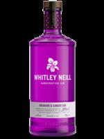 Whitley Neil Whitley Neill / Rhubarb & Ginger Gin / 750mL