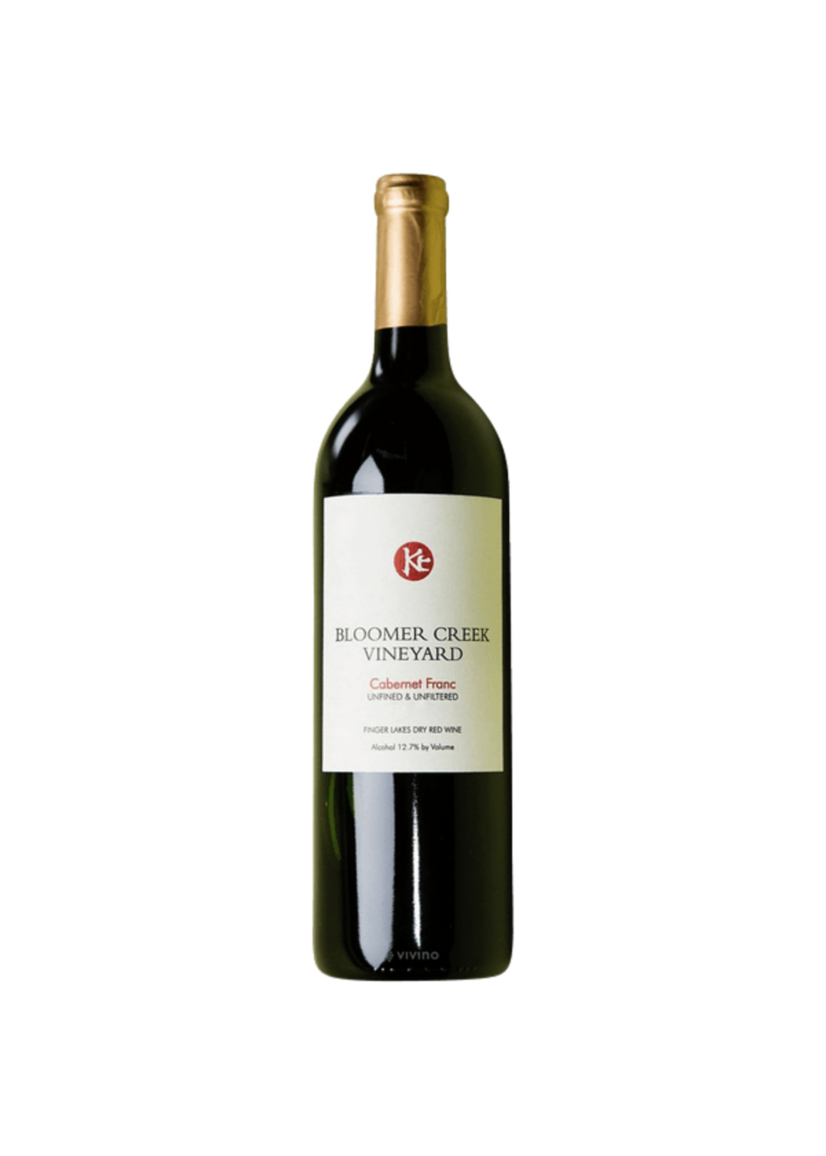 Bloomer Creek Vineyard Bloomer Creek Vineyard / Cabernet Franc (2016) / 750mL