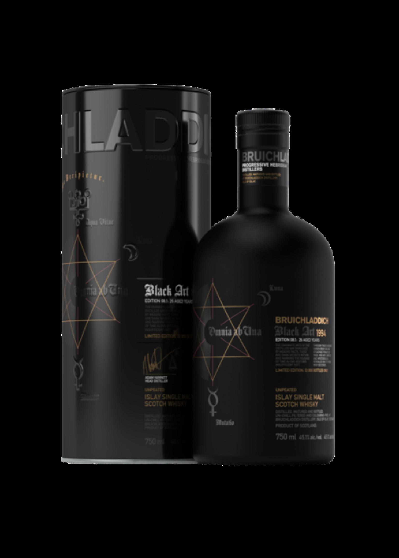 Bruichladdich Bruichladdich / Black Art 8.1  / 750mL