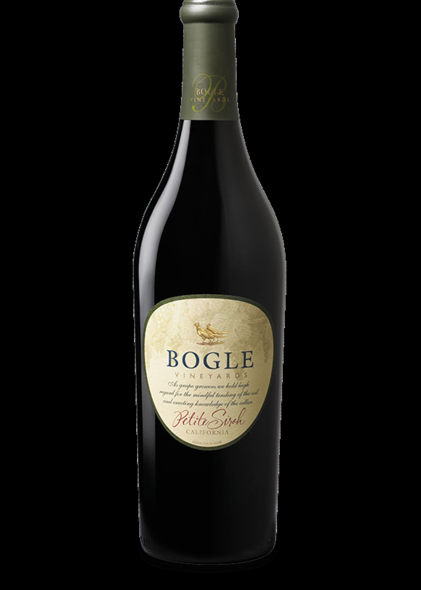 Bogle Bogle / Petite Sirah / 750mL