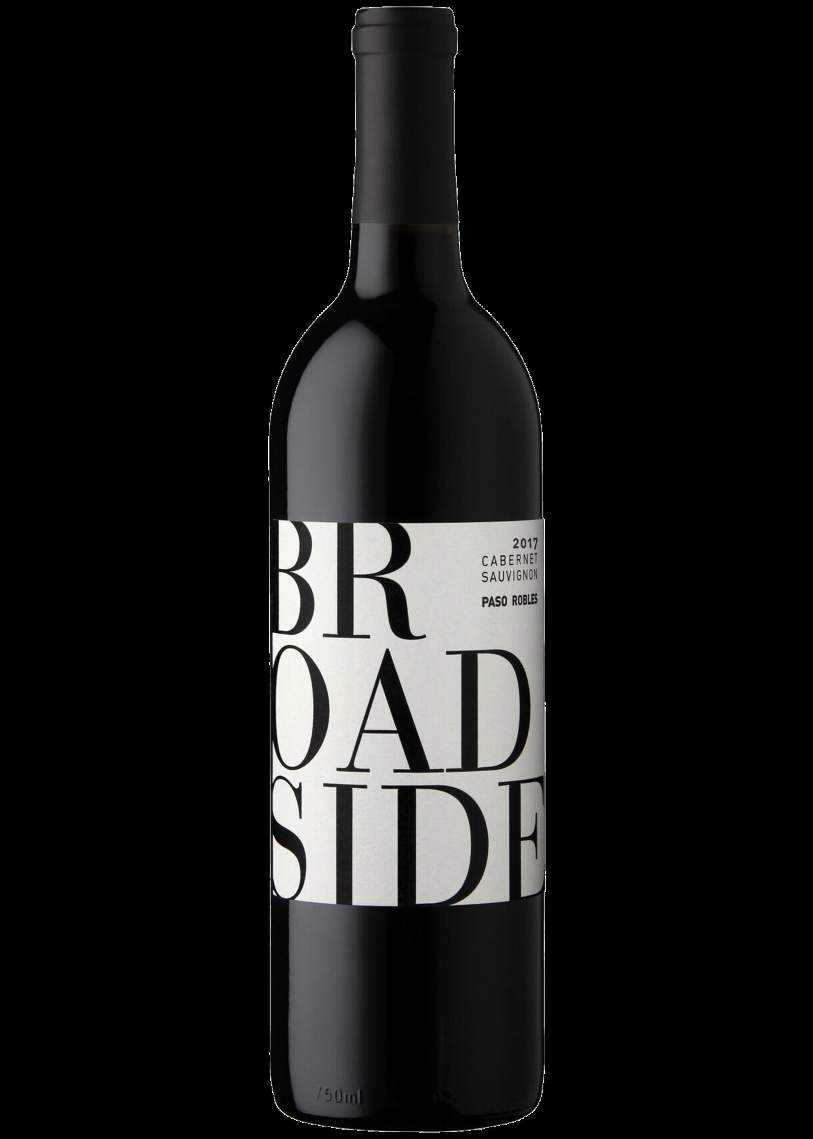 Broadside Broadside / Paso Robles Cabernet Sauvignon / 750mL