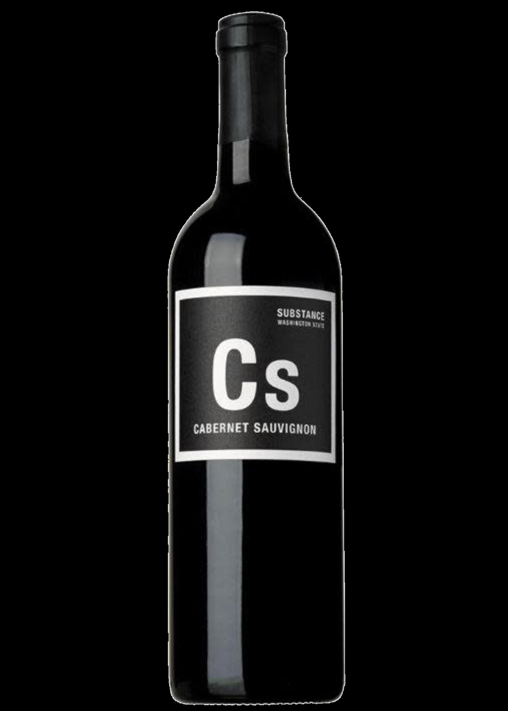 Wines of Substance — Substance Charles Smith / Substance, Cabernet Sauvignon Washington 2018 / 750mL