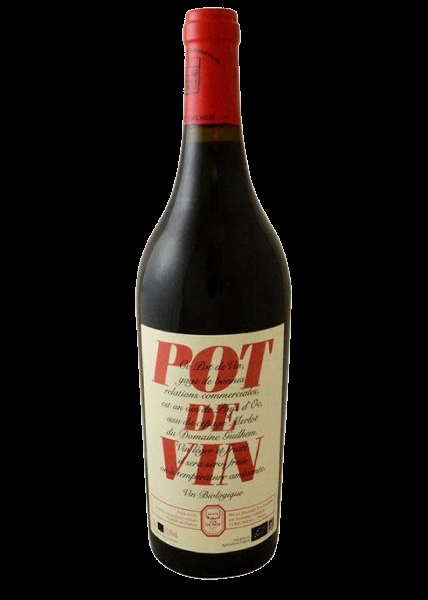 Chateau Guilhem Château Guilhem / Pot De Vin Rouge 2019 / 750mL