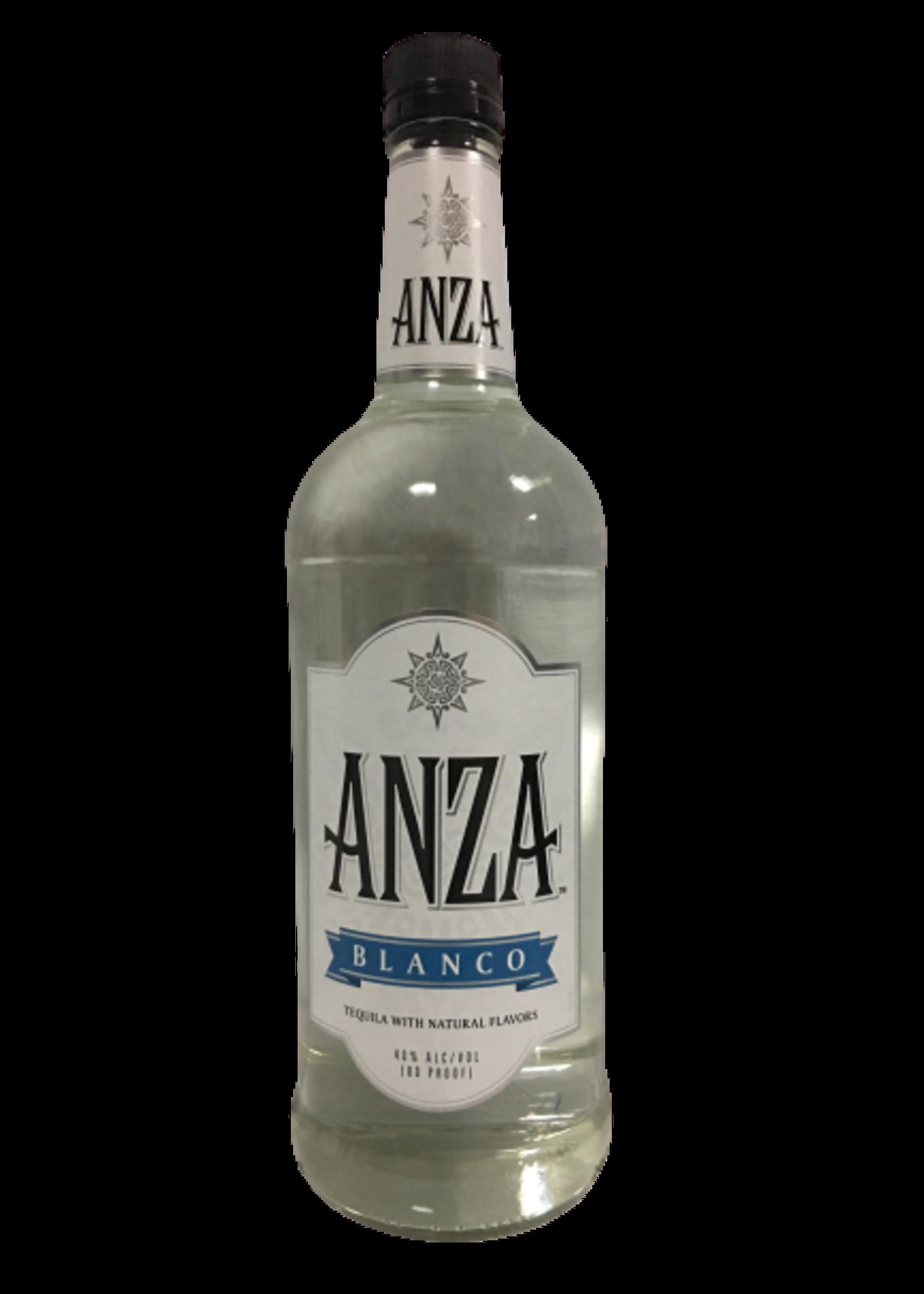 Anza Anza / Blanco Tequila / 1.0L