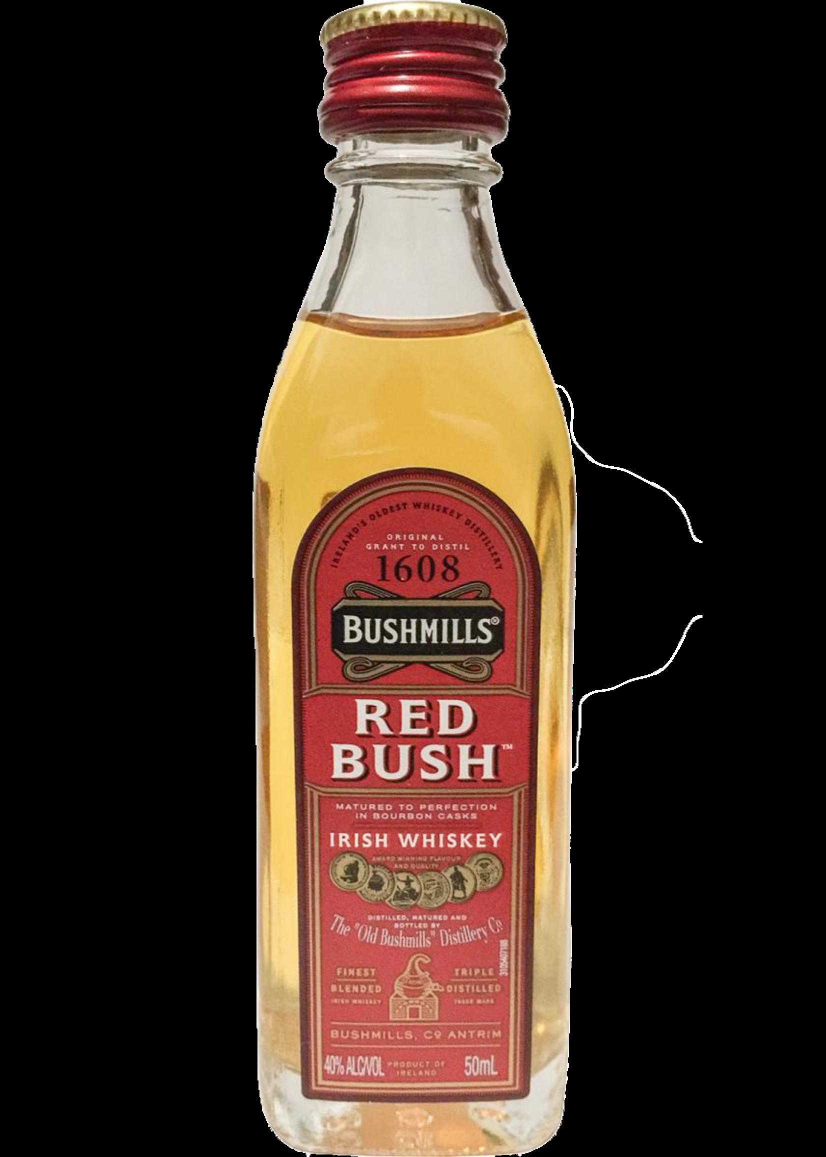 Bushmills Bushmills / Red Bush Blended Irish Whiskey / 50mL