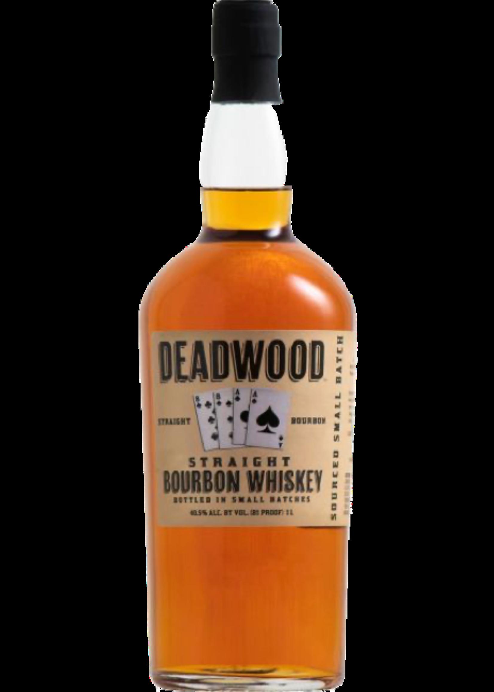 Deadwood Deadwood / Straight Bourbon / 1.0L