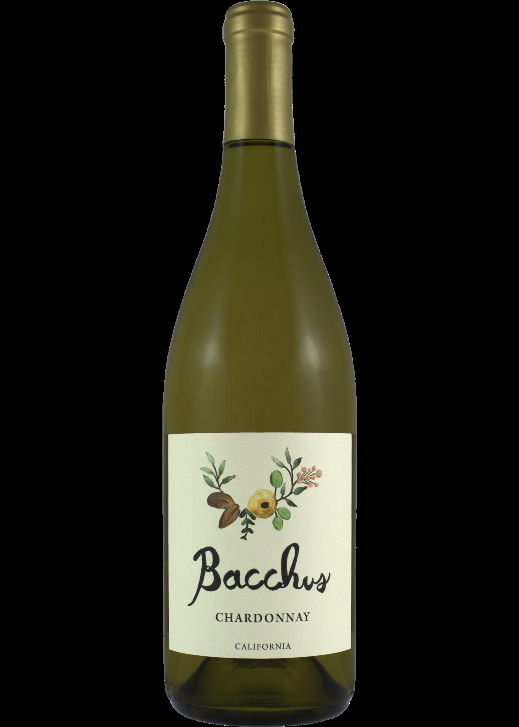 Bacchus Bacchus / Chardonnay California 2020 / 750mL