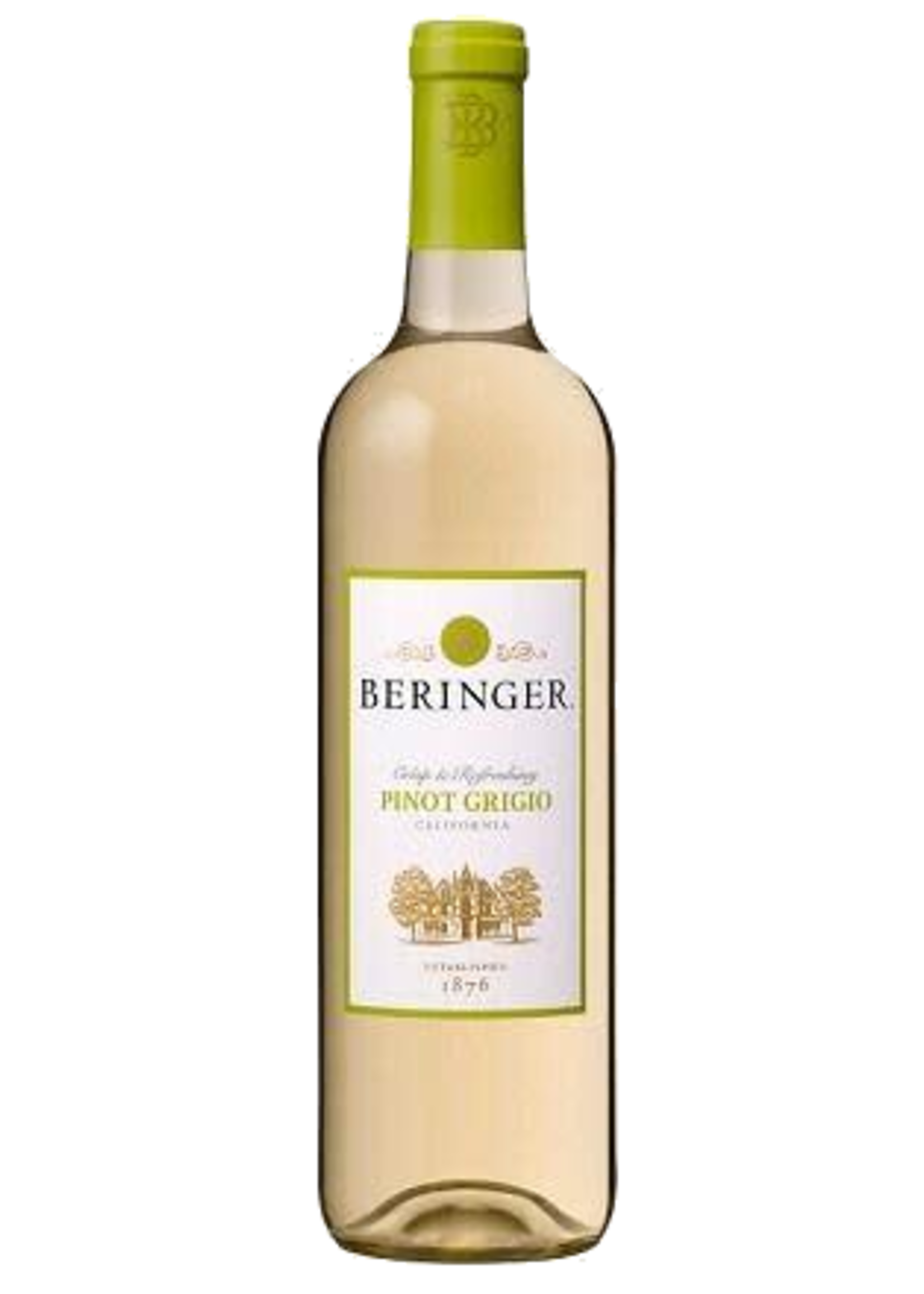 Beringer Beringer / Pinot Grigio / 750mL