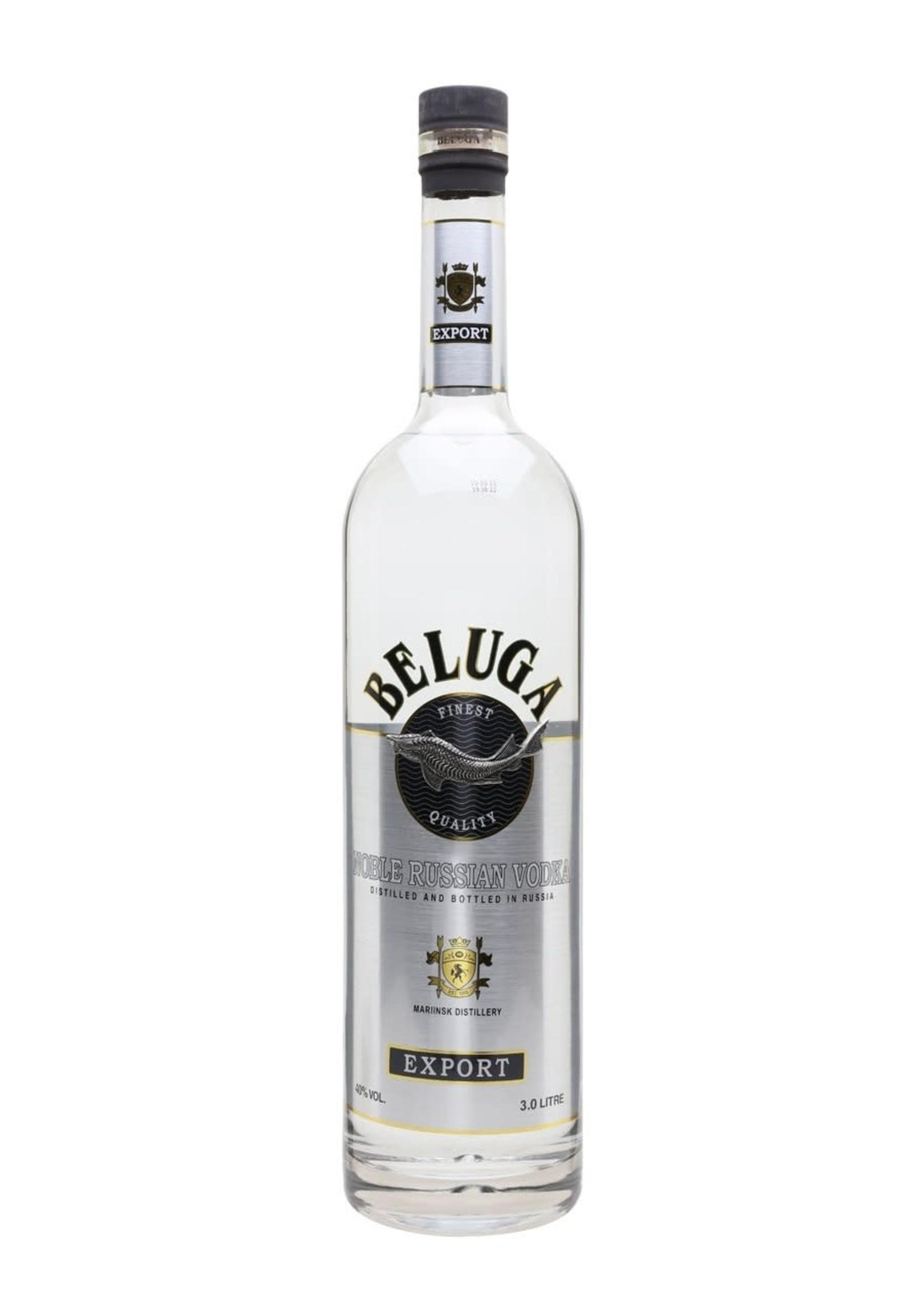 Beluga Beluga / Noble Russian Vodka