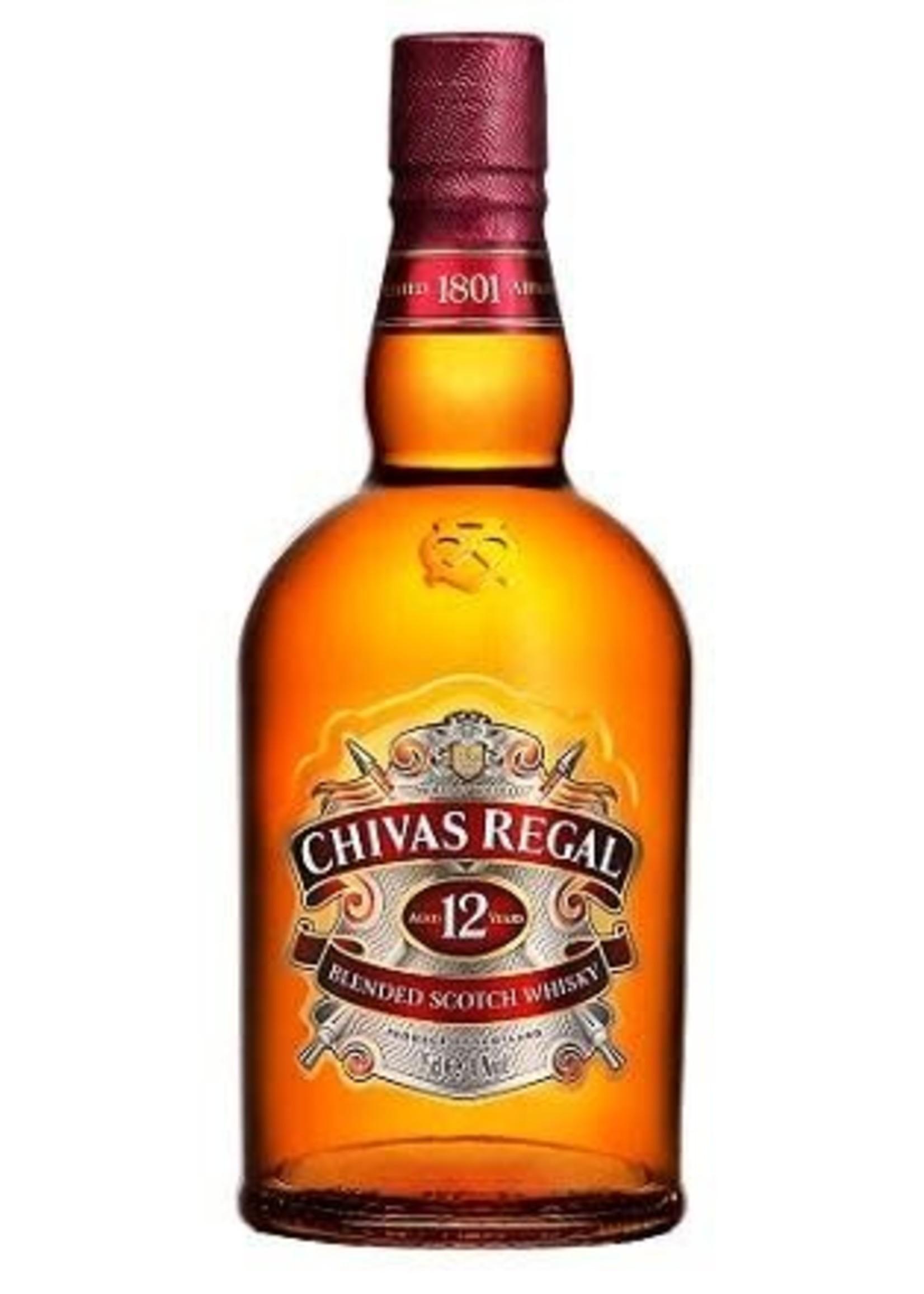 Chivas Regal Chivas Regal / 12 Year Scotch Whisky