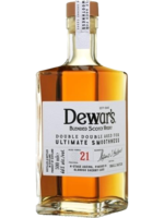 Dewar's Dewars / 21 Year Old Double Double Series Blended Scotch Whisky / 375mL