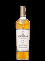 Macallan Macallan / 15 Year Tripple Cask / 750mL