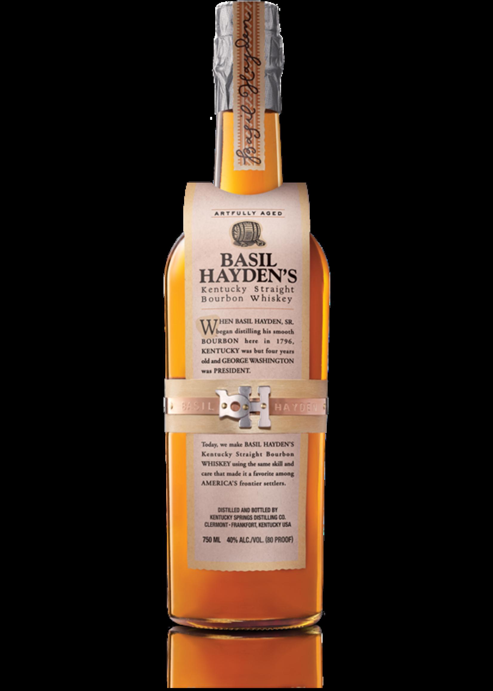 Basil Hayden's Basil Hayden's / Kentucky Straight Bourbon Whiskey