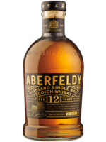 Aberfeldy Aberfeldy / 12 Year Single Malt Scotch Whisky / 750mL