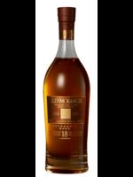 Glenmorangie Glenmorangie / 18 Extremely Rare Single Malt Scotch Whisky  / 750 mL