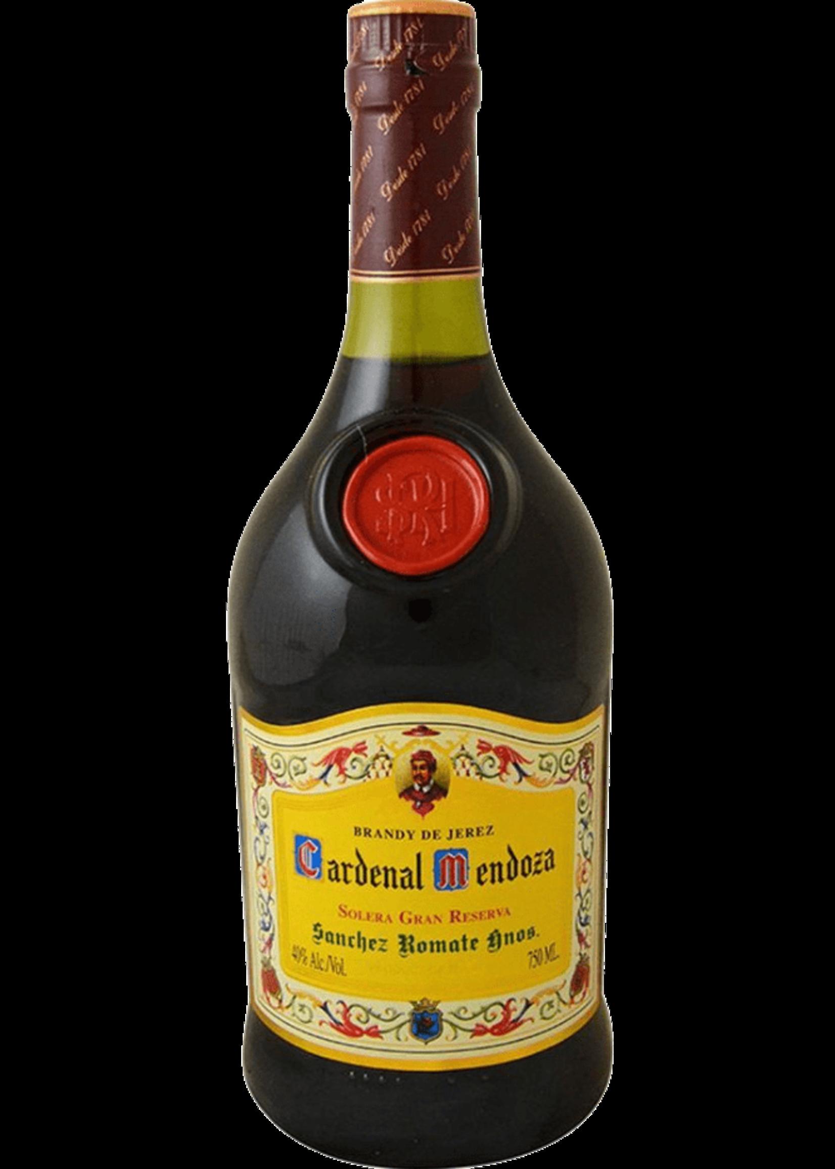 CARDENAL MENDOZA Cardenal Mendoza / Spanish Brandy / 750mL