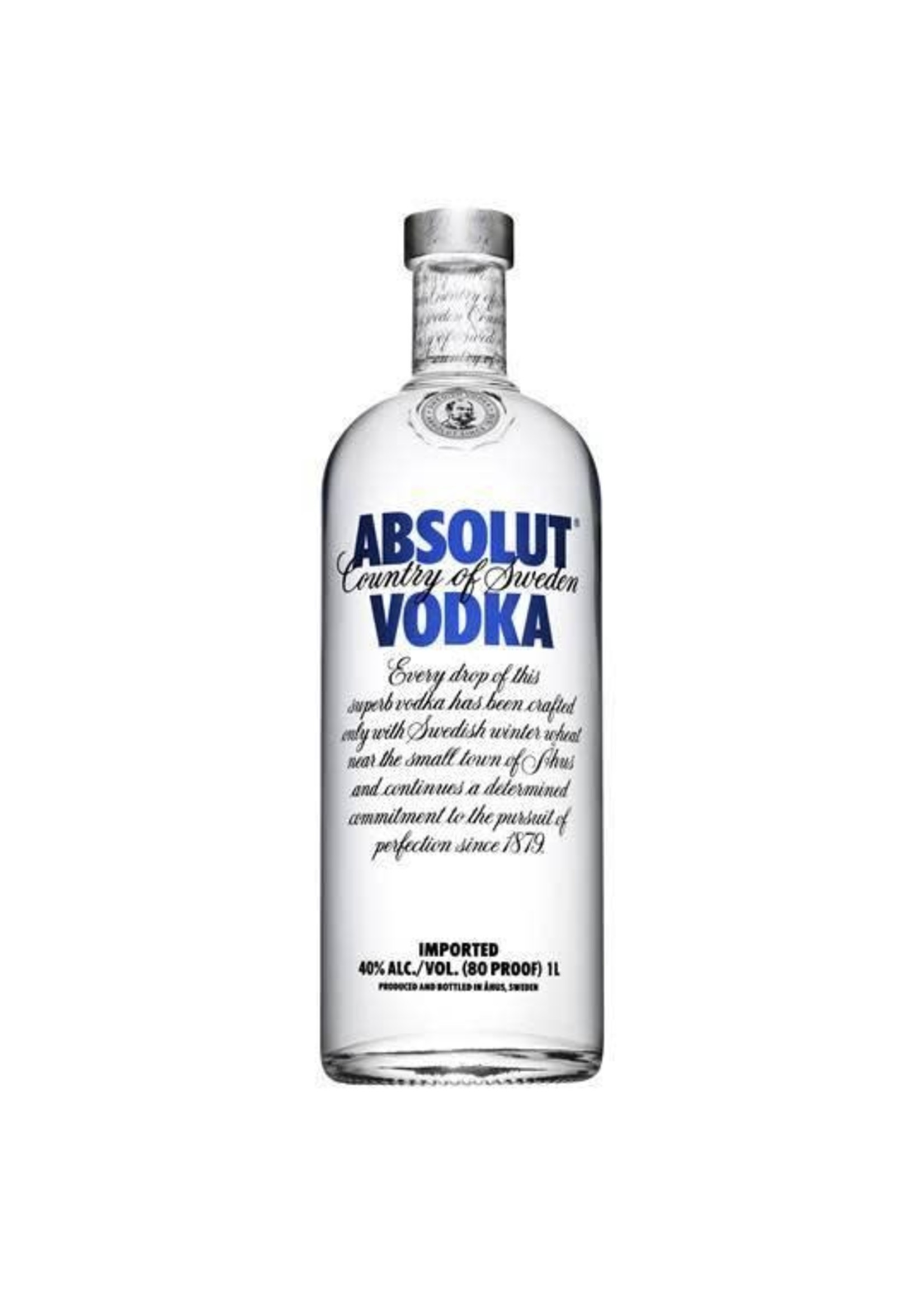 ABSOLUT Absolut / 80 Proof