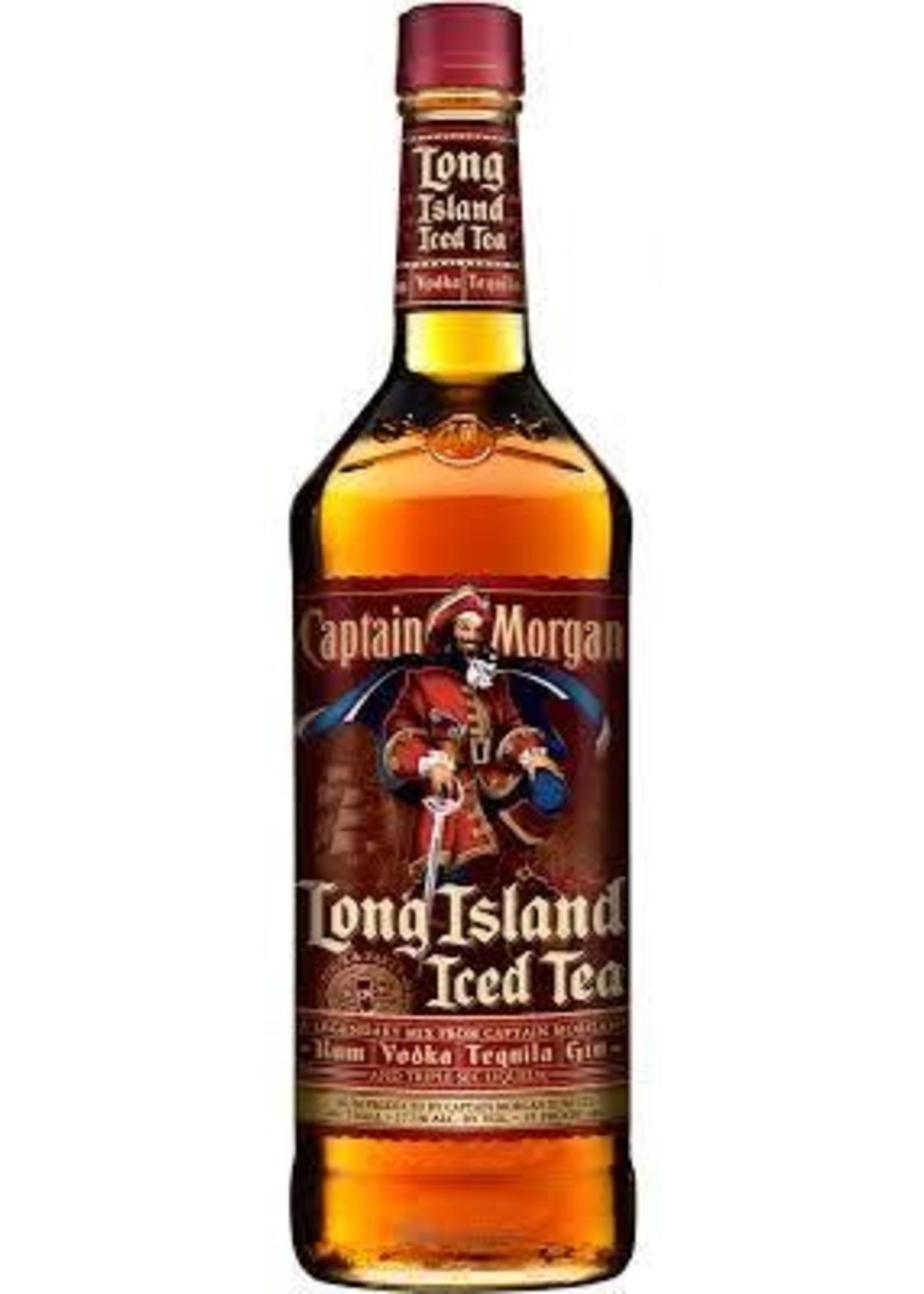Captain Morgan Captain Morgan / Long Island Iced Tea