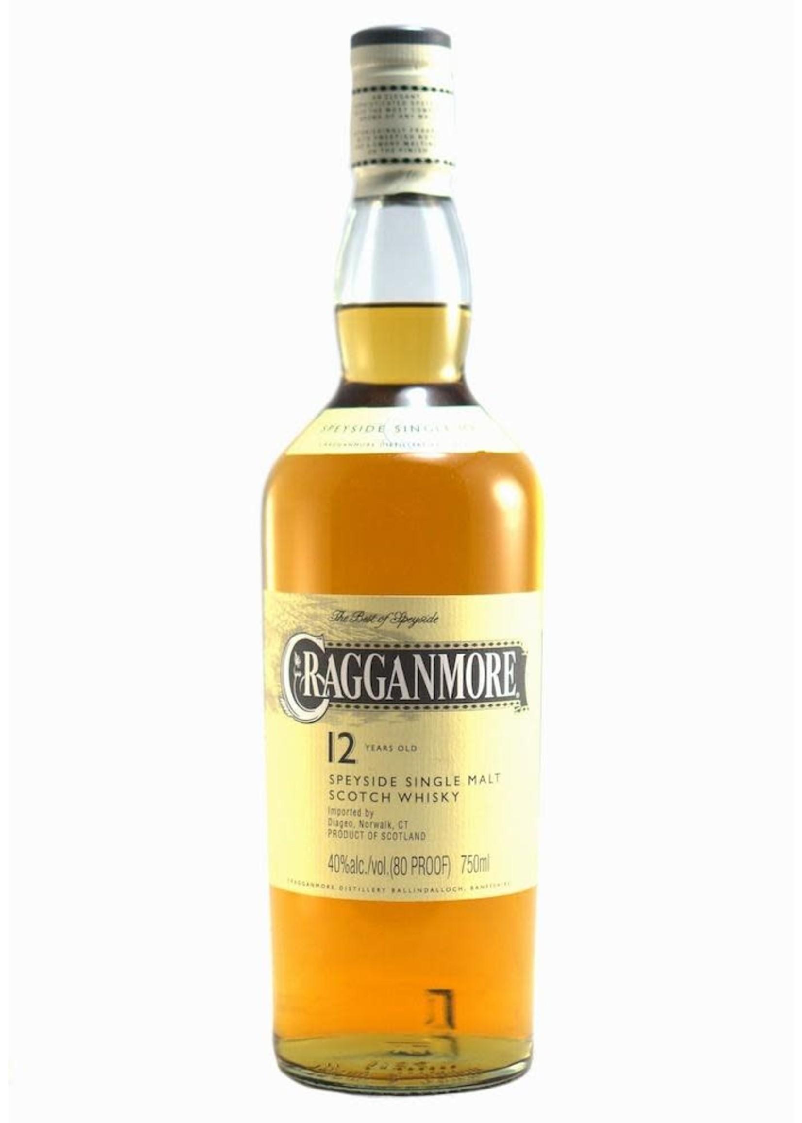 Cragganmore Cragganmore / 12 Yrs Old