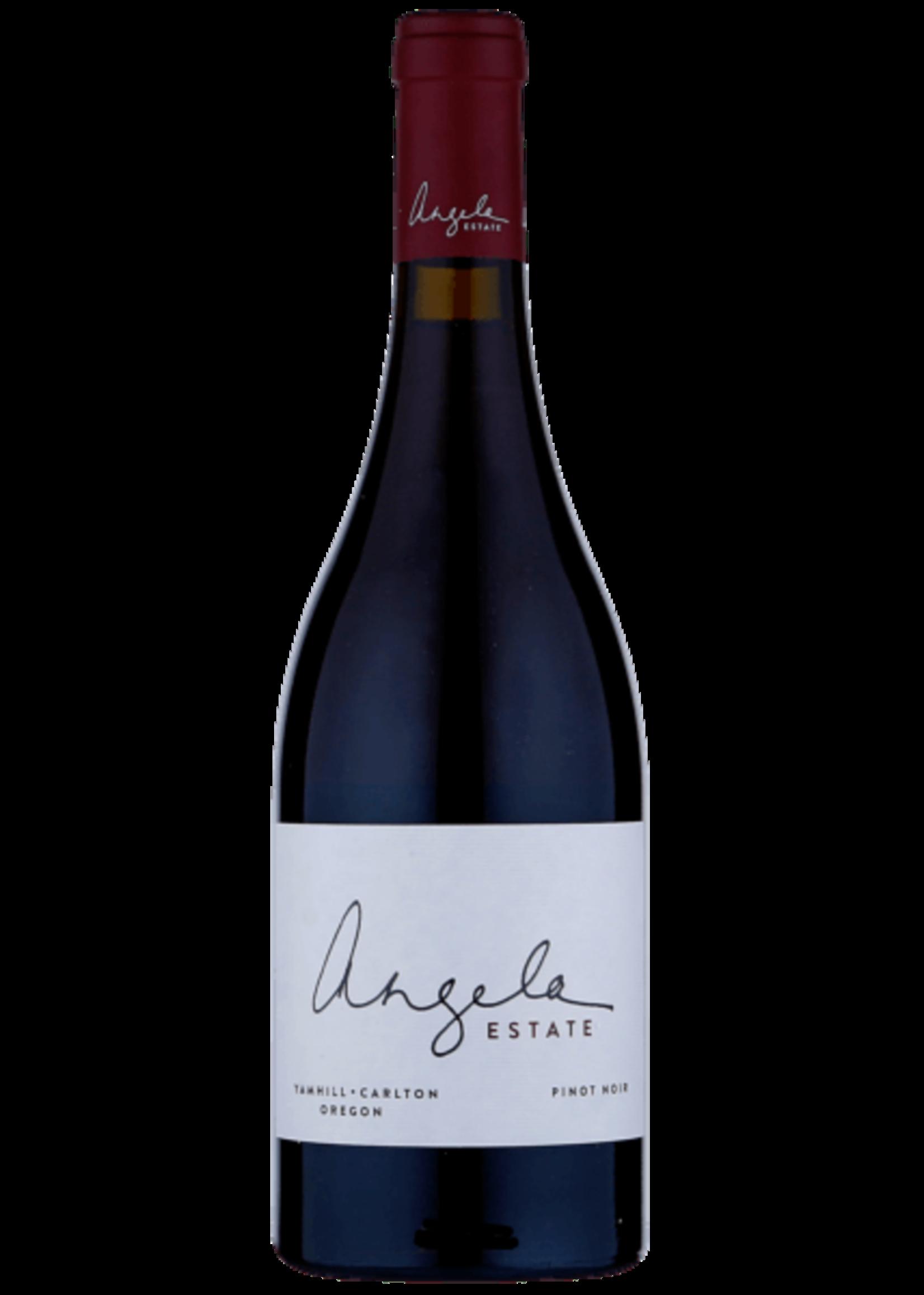 Angela Estate Angela Estate / Pinot Noir Abbot Claim / 750mL